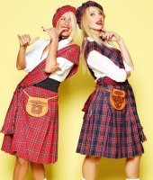 Шотландские килты и костюмы в прокат в Москве.