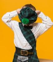 Шотландский национальный костюм для мальчика