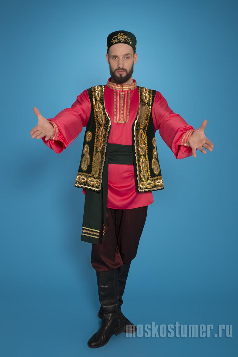 заезжали горы фото национального татарского мужского костюма очерки
