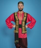 Татарский национальный мужской костюм
