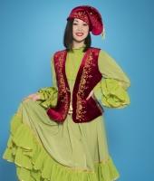 Татарский национальный женский костюм