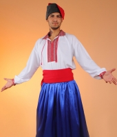 Украинские национальные костюмы на прокат.
