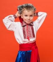 Украинский национальный костюм для мальчика