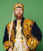 Узбекский мужской национальный костюм