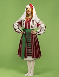 Молдавские костюмы в прокат в Москве