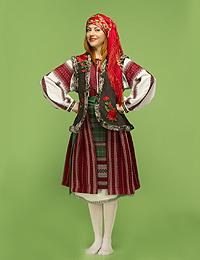 Румынские костюмы