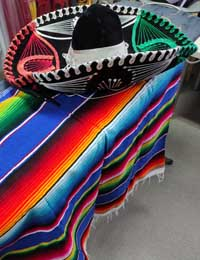 Мексиканский костюм в прокат