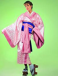 МосКостюмер - прокат японских кимоно в Москве