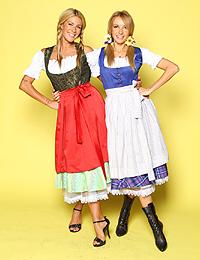 Прокат баварских костюмов
