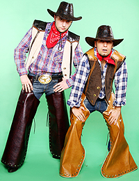 Прокат ковбойских костюмов