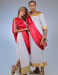 Прокат греческих костюмов