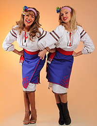Прокат украинских костюмов
