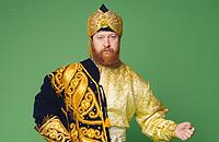 Прокат узбекских костюмов